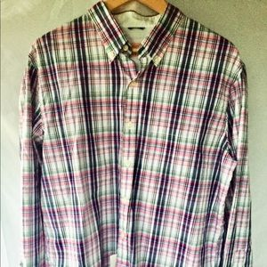 🆕NWT BROOKS BROTHERS Men's Plaid Button-Down